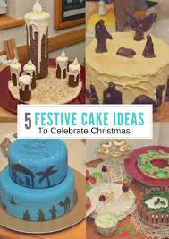 fantastic christmas cake ideas the inspiration edit