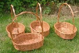 David Hembrow Basketmaker Wicker Willow Baskets