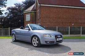 audi a4 convertible s line for sale audi a4 for sale in united kingdom