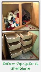 bathroom cabinet organizer ideas best 25 bathroom organization ideas on
