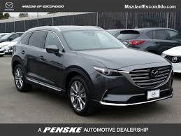 2017 new mazda cx 9 signature awd at mazda of escondido serving