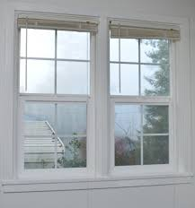 Window With Blinds How To Make New Plantation Shutters Fit Old House Windows Fox