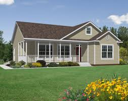 One Level House Plans One Level Modular Homes Pin Story Ranch House Plans Porches