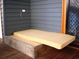 outdoor futon mattress cover brown color outdoor futon cover for