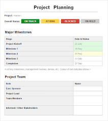 sample project plan project communication plan project