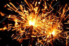 Sparklers Celebration Sparklers U2014 Stock Photo Yellow2j 5257265