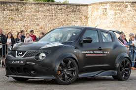 nissan canada june 2015 report nissan juke r 2 0 approved for limited production run