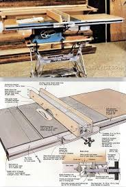 Bench Top Table Saws Best 25 Table Saw Fence Ideas On Pinterest Table Saw Blades