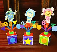 Team Umizoomi Halloween Costume Special Kind Team Umizoomi Birthday Supplies