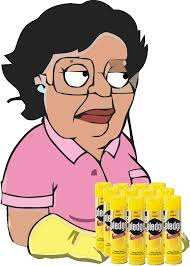 Family Guy Cleaning Lady Meme - download mexican cleaning lady super grove