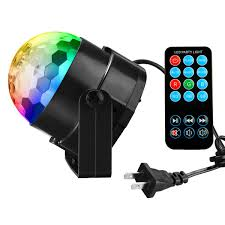 ttf 3w led disco lights with sound activated dj stage lights for