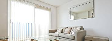 window blinds window treatments with vertical blinds for sliding