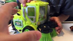 toy cars kids trash pack toys street vehicles video