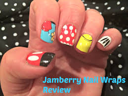 wraps reviews disney inspired jamberry nail wraps review giveaway