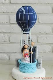 air cake topper 20 creative wedding cake toppers for your inspiration hongkiat