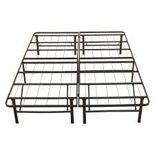 Platform Metal Bed Frame Bed Frames Full Size Metal Platform Bed Frame Strongest Bed