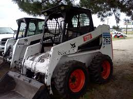 bobcat of salina u2013 1999 763 skid steer u2013 high flow