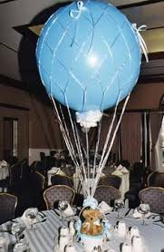 teddy centerpieces for baby shower bris ceremony decorations bris balloon centerpieces brit milah