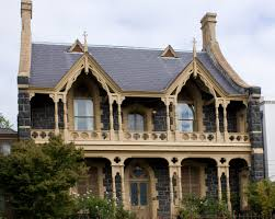 gothic house in hotham street east melbourne australia flickr