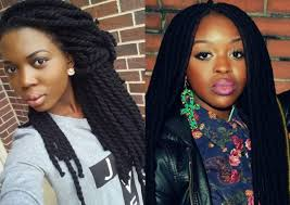 hairstyles for yarn braids natural black hairstyles 2017 trends one has to know now