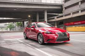 lexus is 350 ecu tuning 2014 lexus is 350 f sport first test motor trend