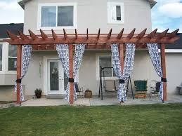 18 best outdoor curtains images on pinterest outdoor curtains