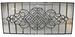 antique stained glass transom window antique beveled glass transom window circa 1920 u0027s leffler u0027s antiques