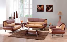 contemporary living room paint colors with brown furniture