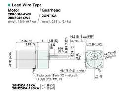 2rk6gn awu reversible motor oriental motor valin