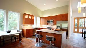 Lighting For Cathedral Ceiling In The Kitchen by Lighting Design Interior Design