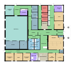 floor plan student center ball state university idolza