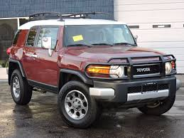 toyota fj cruiser used 2011 toyota fj cruiser hse lux at auto house usa saugus