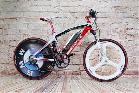 bmw folding bicycle electric bicycle e bmw super bike x6 350watt custom basic