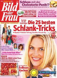 Bild Der Frau Frisuren by Bild Der Frau 17 4 14 Pdf Magazines Magazines