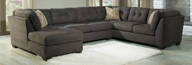 Ashley Furniture Leather Sectional With Chaise Buy Ashley Furniture 1970038 1970034 1970016 Delta City Steel Laf