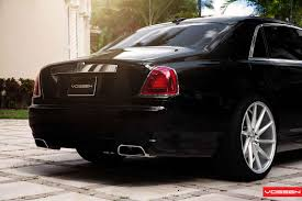 custom rolls royce ghost vossen wheels rolls royce ghost vossen cvt