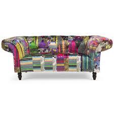 Velvet Chesterfield Sofa Uk by 2 Seater Fabric Chesterfield Sofa Pathmapp Com
