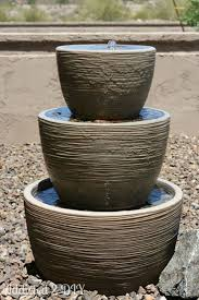 Patio Fountains Diy by 545 Best Water Features Images On Pinterest Garden Fountains