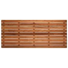 high quality teak wood shower mats my teak shower bench