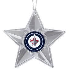 winnipeg jets ornaments buy jets ornaments at shop nhl
