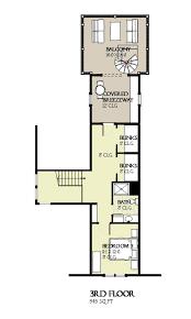 beach style house plan 4 beds 3 50 baths 2769 sq ft plan 901
