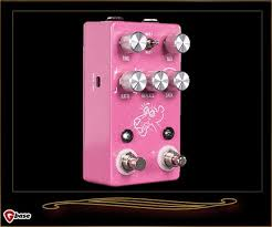 jhs delay jhs pink panther tap tempo delay pedal effects the guitar