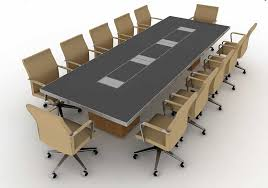 Contemporary Conference Tables by Ultimate Design Conference Table