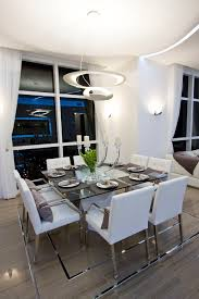 kitchen table setting ideas candle table setting ideas dining room contemporary with miami