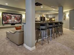 finish basement design 1000 ideas about basement remodeling on