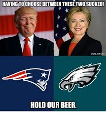 Funny Nfl Memes - havingtochoose between these two sucked memes hold our beer