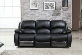 Sofa Leather Sale Brilliant Recliner Couches For Sale Blue Leather Sectional