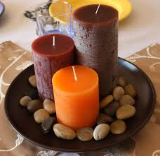 autumn candles new autumn interior design idea for 2010 ideas