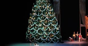 Where Is The Christmas Tree In New York City The Nutcracker