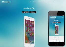 mobile u0026 web app templates free u0026 premium free u0026 premium templates